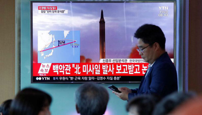 Korea explains NK humanitarian aid issue to US, Japan in advance