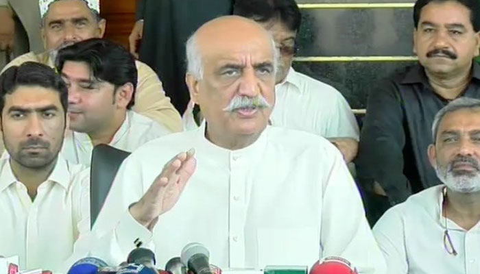 N will have to accept SC verdict: Khursheed Shah