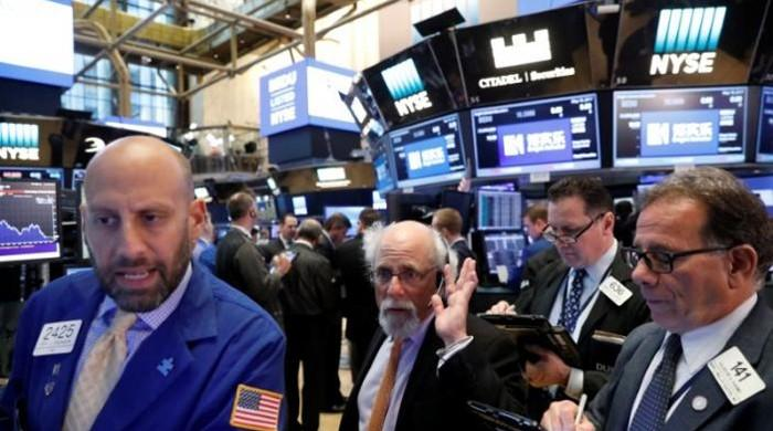 Wall Street hits record highs, S&P 500 pierces 2,500