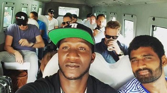 World XI depart for home after historic Pakistan tour