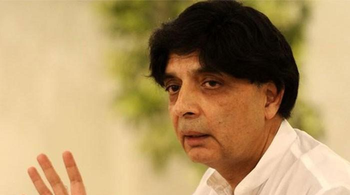 We let foreign powers mock us: Chaudhry Nisar