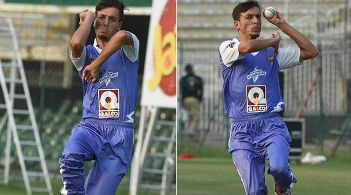 Ambidextrous Yasir Jan wants switch hit type relaxation from ICC