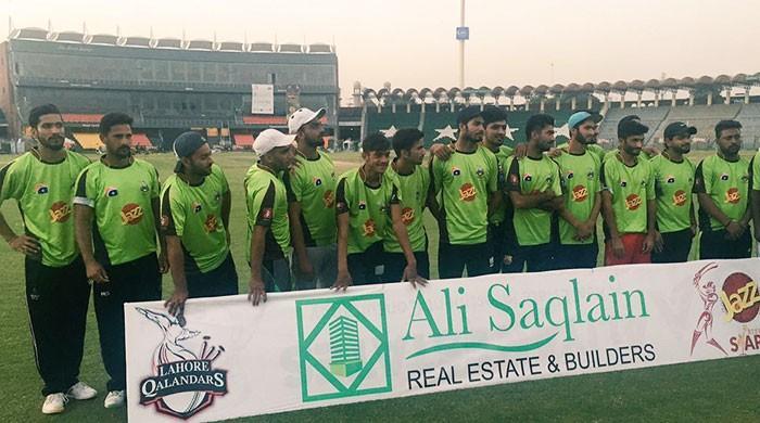 Qalandars pick 16 aspiring cricketers from Lahore