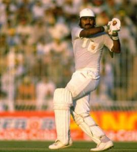 Remembering Javed Miandad of 1987