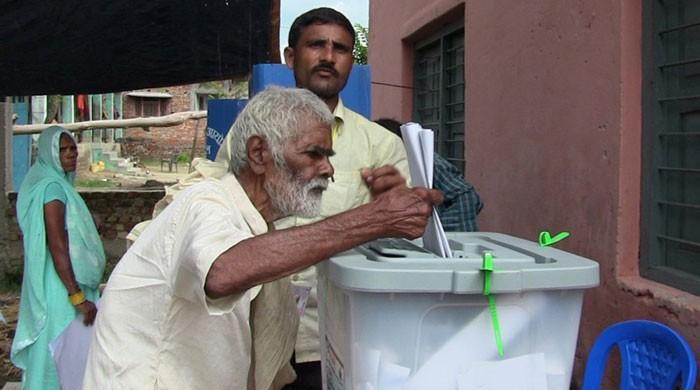 Nepal holds final phase of landmark election
