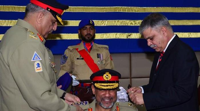 Lt Gen Bukhari appointed Colonel Commandant of Engineers Corps