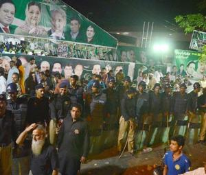 Losing votes in NA-120 and beyond