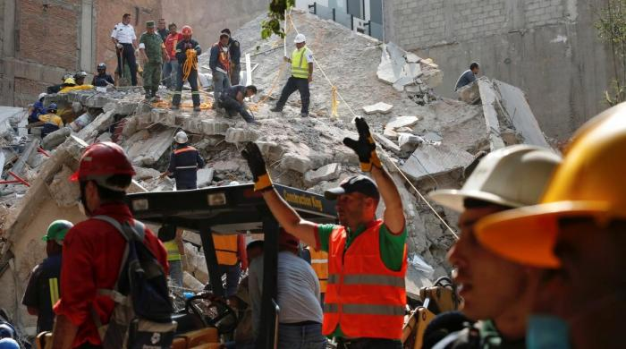 More than 134 dead in Mexico after 7.1 magnitude quake