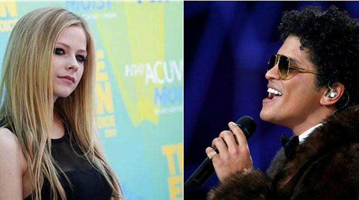 Avril Lavigne, Bruno Mars named 'most dangerous' in online searches