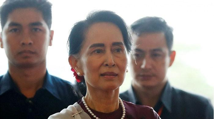 Myanmar's Suu Kyi denies going 'soft' on military