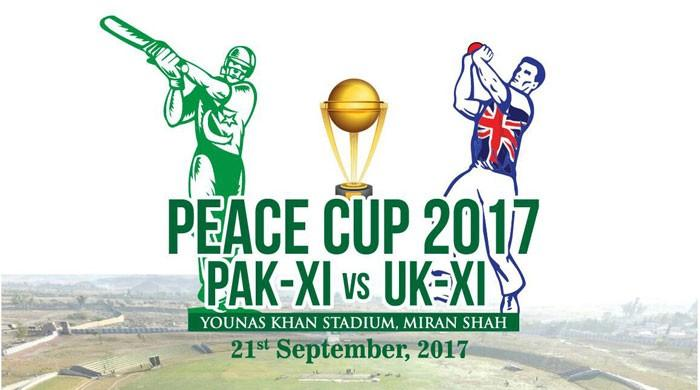 Pakistan XI play UK Media XI in North Waziristan on Sep 21: DG ISPR