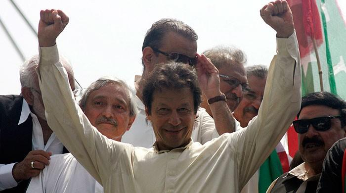 IHC dismisses ECP's arrest warrants against Imran Khan