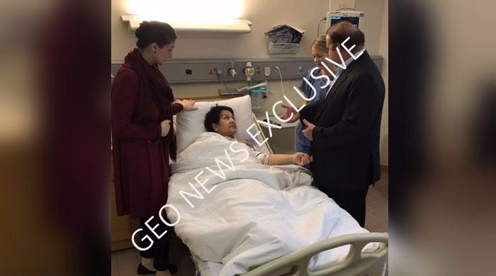 Kulsoom Nawaz admitted for third 'comprehensive' surgery