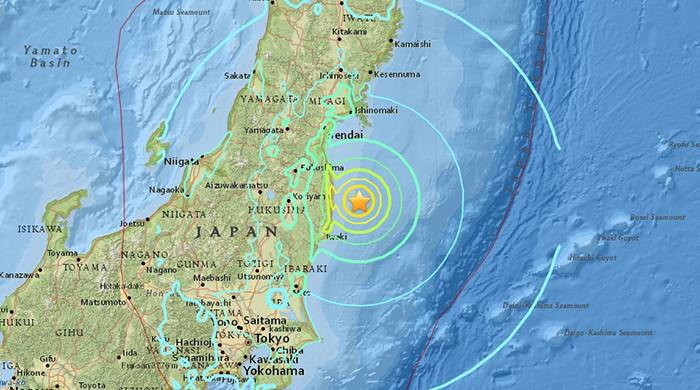 Strong 6.1 quake off Japan´s east coast: USGS