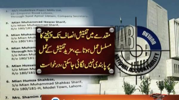 NAB files appeal against LHC decision in Hudaibiya case 20-September-2017