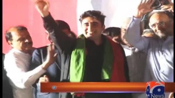 Bilawal to address rally in Sahiwal 20-September-2017