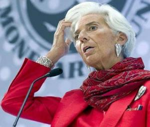 IMF's Lagarde warns US won't meet growth targets amid slow reforms