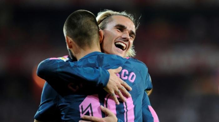 Griezmann, Oblak star as Atletico beat Athletic Bilbao