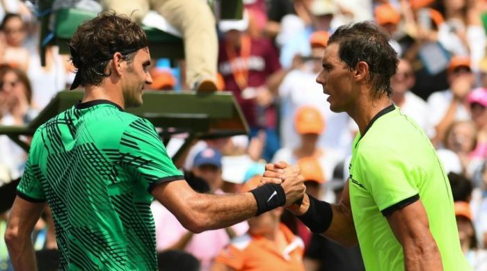 Federer, Nadal relish teaming up at Laver Cup
