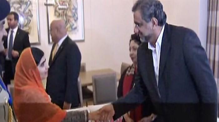 Malala meets PM Abbasi, seeks support to promote education in Pakistan