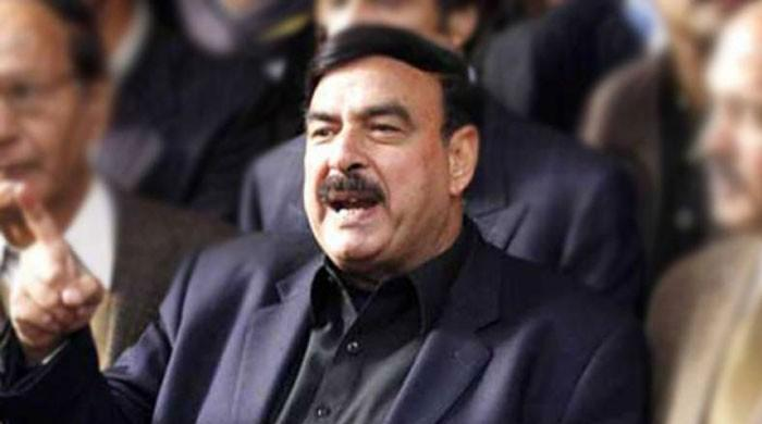 Sheikh Rasheed disqualification case: Hearing adjourned for two weeks