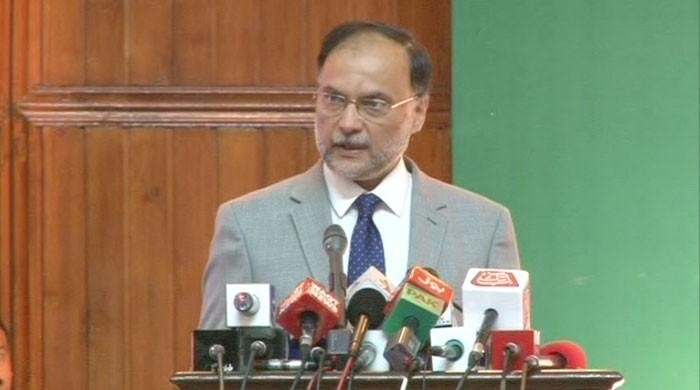 Pakistan always remained at forefront of others' wars: Ahsan Iqbal
