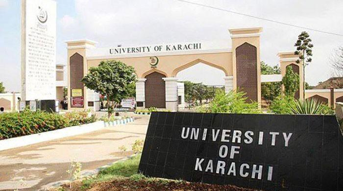 Three 'militants' held from KU staff colony: sources