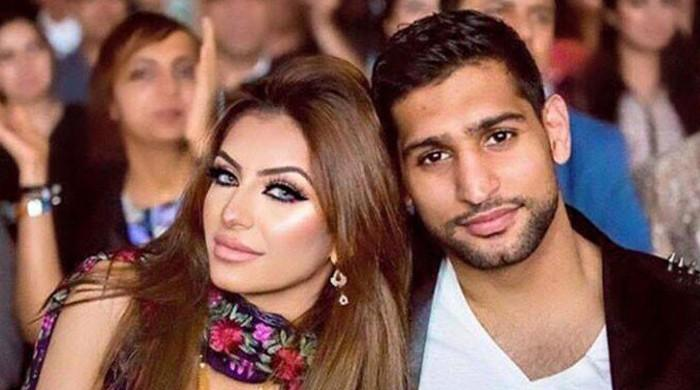 Boxer Amir Khan's estranged wife hints at reconciliation