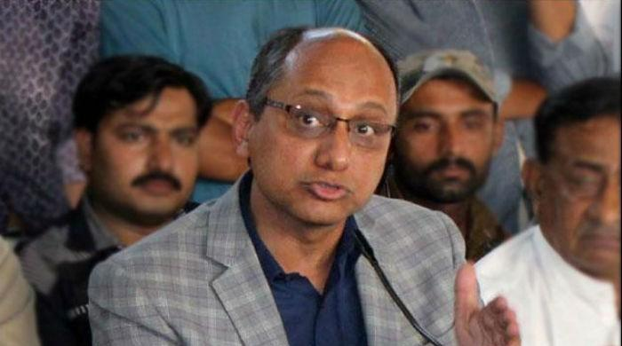 Musharraf trying to save his own skin: Saeed Ghani