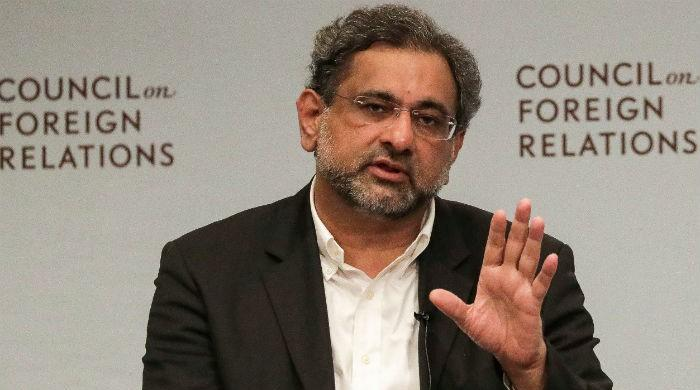 PM Shahid Khaqan Abbasi explains his 'casual' attire at UN
