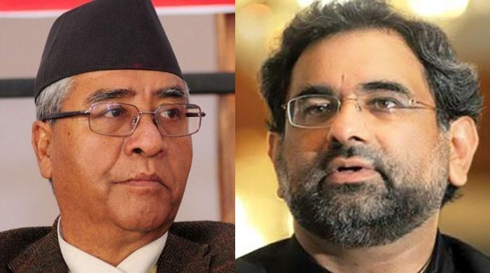 Abbasi, Nepalese PM agree to boost bilateral trade, tourism