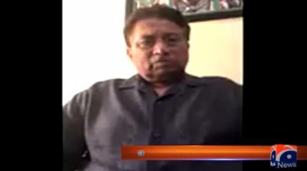 Gen (retd) Pervez Musharraf says Asif Zardari behind Benazir murder