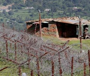 Four martyred in Indian firing along LoC