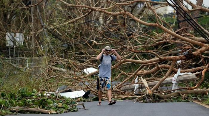 Puerto Rico devastated and powerless after Hurricane Maria