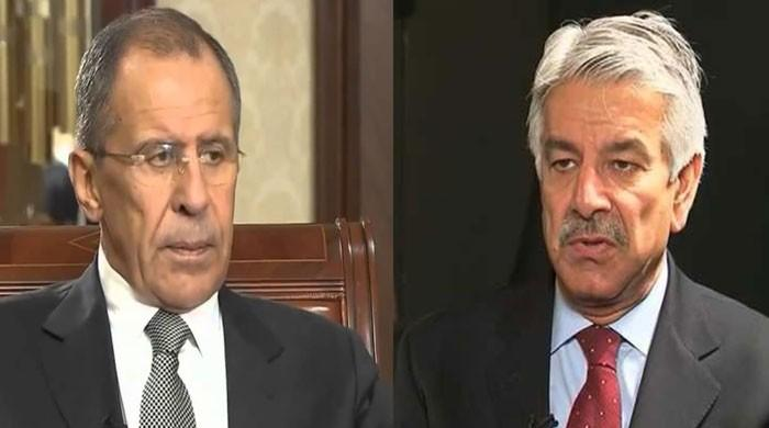 Pakistan desires deeper ties with Russia in diverse fields: Khawaja Asif