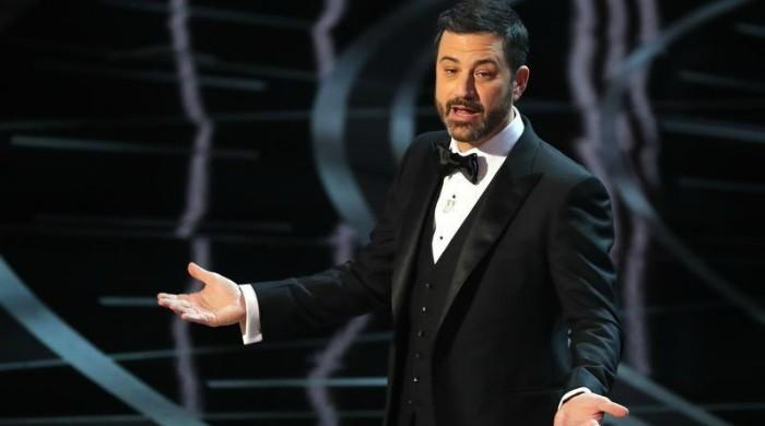 Late-night TV show host Kimmel blasts US senator over healthcare bill