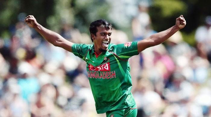 Bangladesh's Rubel flies to South Africa after ID mix-up