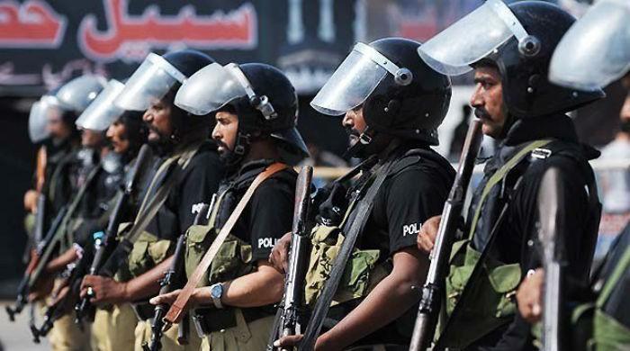 Muharram-ul-Haram: 125,000 cops deployed in Punjab for security purpose