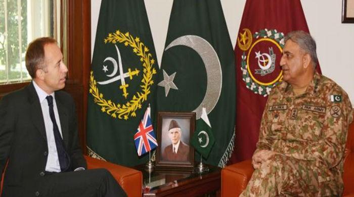 British High Commissioner calls on COAS