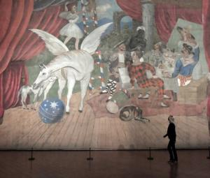 Picasso's Italy journey celebrated in Rome expo