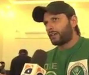 'No response' from Sindh govt hampers Afridi's cricket academy plans