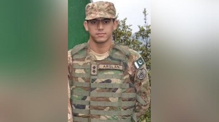 22-year-old Army officer martyred in Khyber Agency