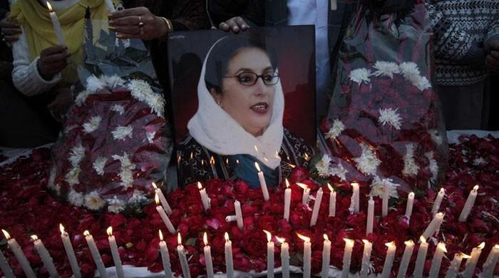 Who murdered Benazir Bhutto?