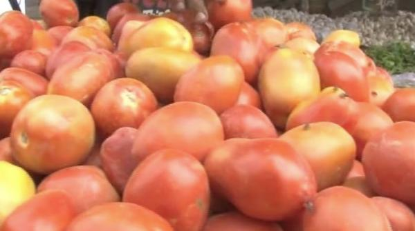 Skyrocketing prices of tomatoes