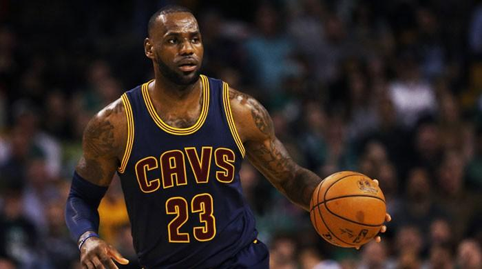 NBA's LeBron James calls Trump a 'bum'