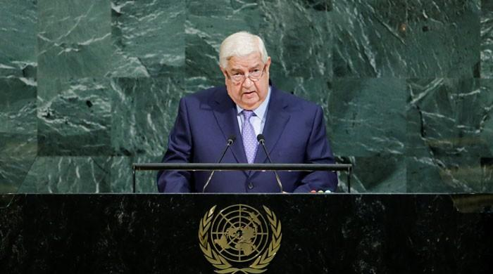 Syria at UN says 'victory is now within reach'