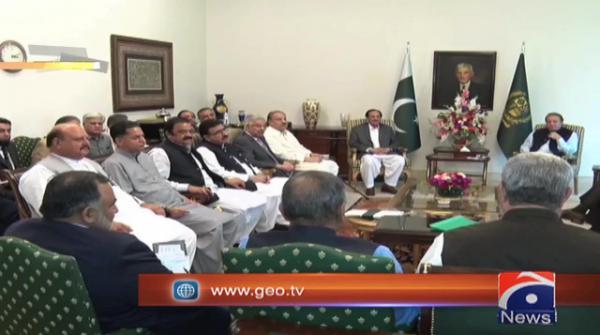 PM Abbasi arrives in London to meet Nawaz