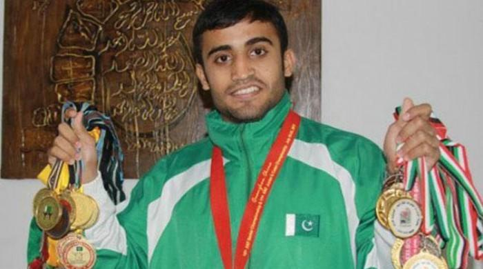 Pakistan's Saadi Abbas lands fifth place in Karate Championship in Turkey
