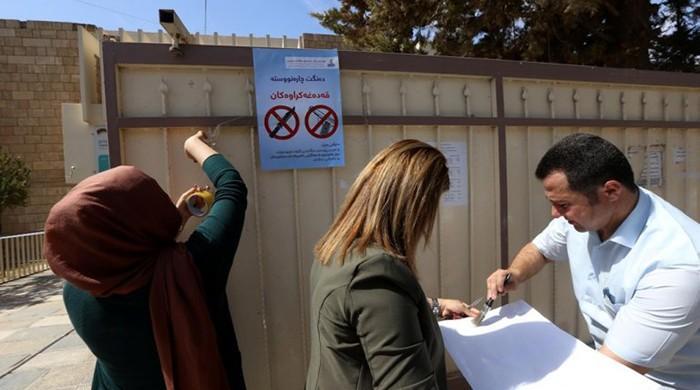 Iran blocks all Iraqi Kurdistan flights ahead of referendum: official