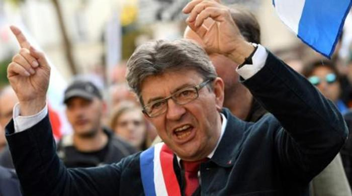 French leftist leader Melenchon in hot water over Nazi comments